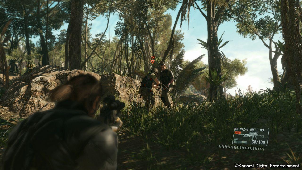 Metal Gear Solid 5 The Phantom Pain: La data di uscita potrebbe essere annunciata a breve