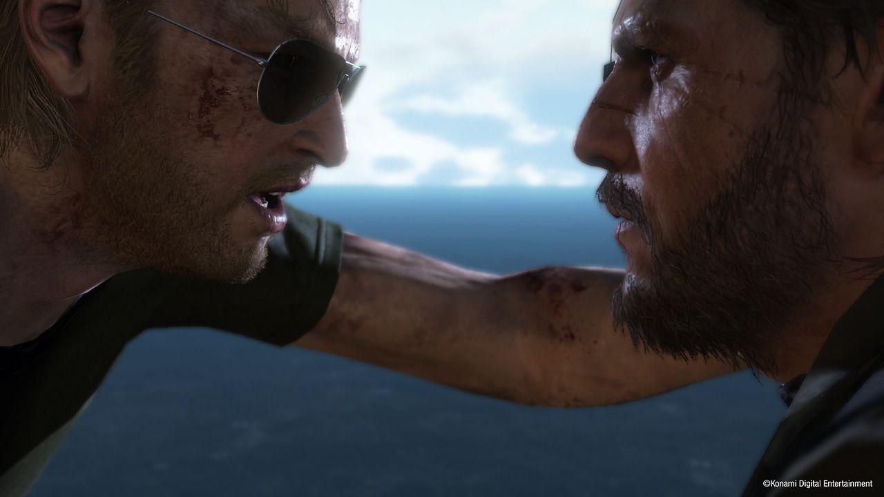 Metal Gear Solid 5 The Phantom Pain: data di uscita ufficiale e collector's edition