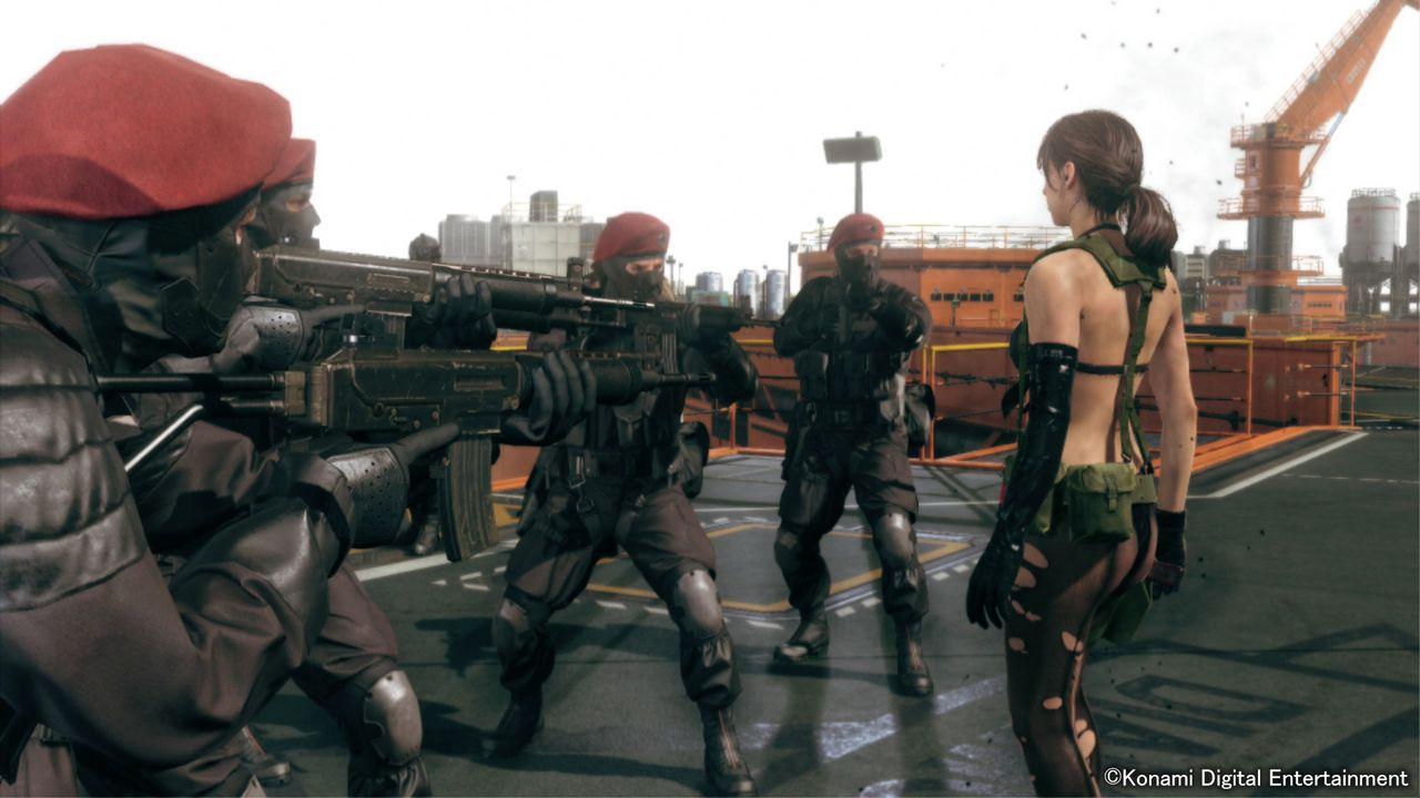 Metal Gear Solid 5 The Phantom Pain: David Hayter potrebbe essere presente nel cast