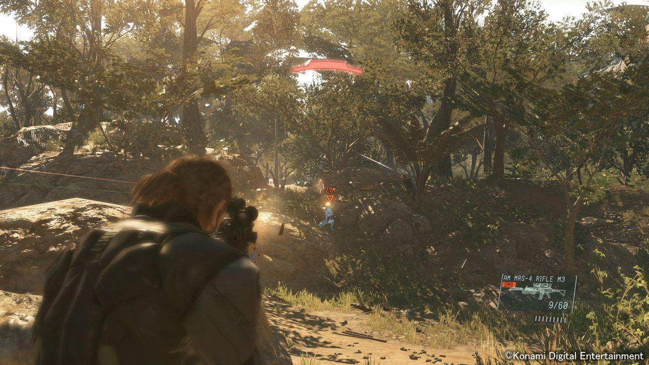 Metal Gear Solid 5 The Phantom Pain: Hideo Kojima parla della regia