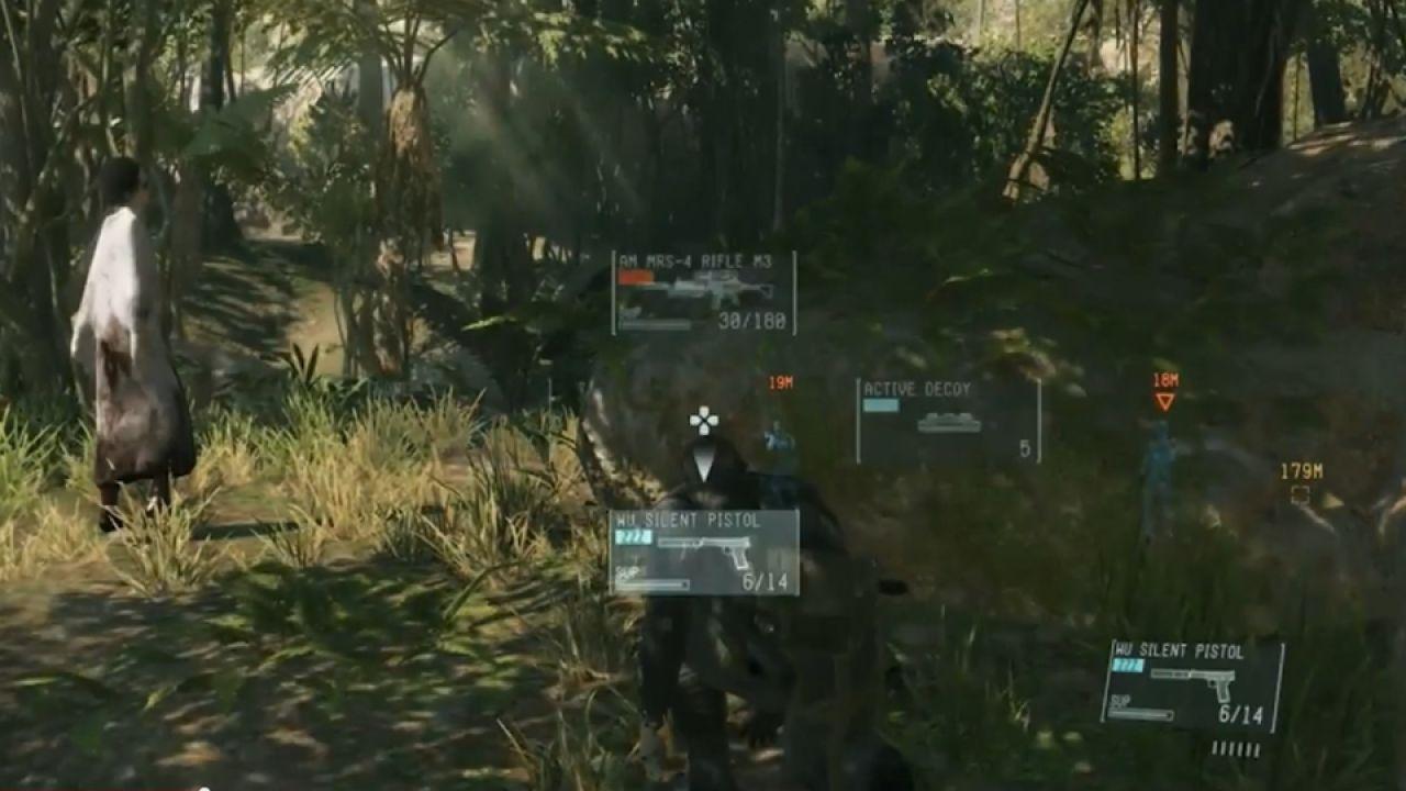 Metal Gear Solid 5 The Phantom Pain: Hideo Kojima ha scoperto un bug