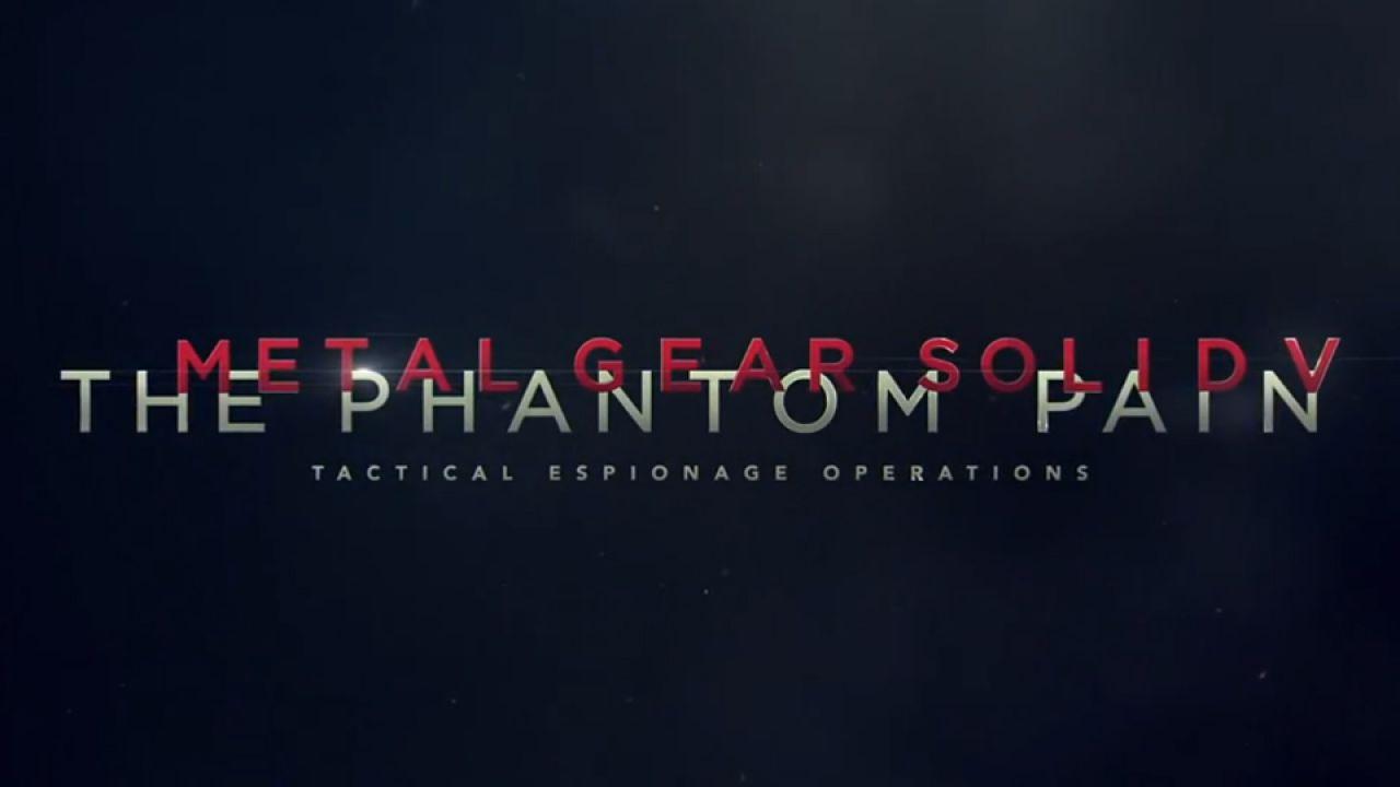 Metal Gear Solid 5 The Phantom Pain: rivelati nuovi dettagli