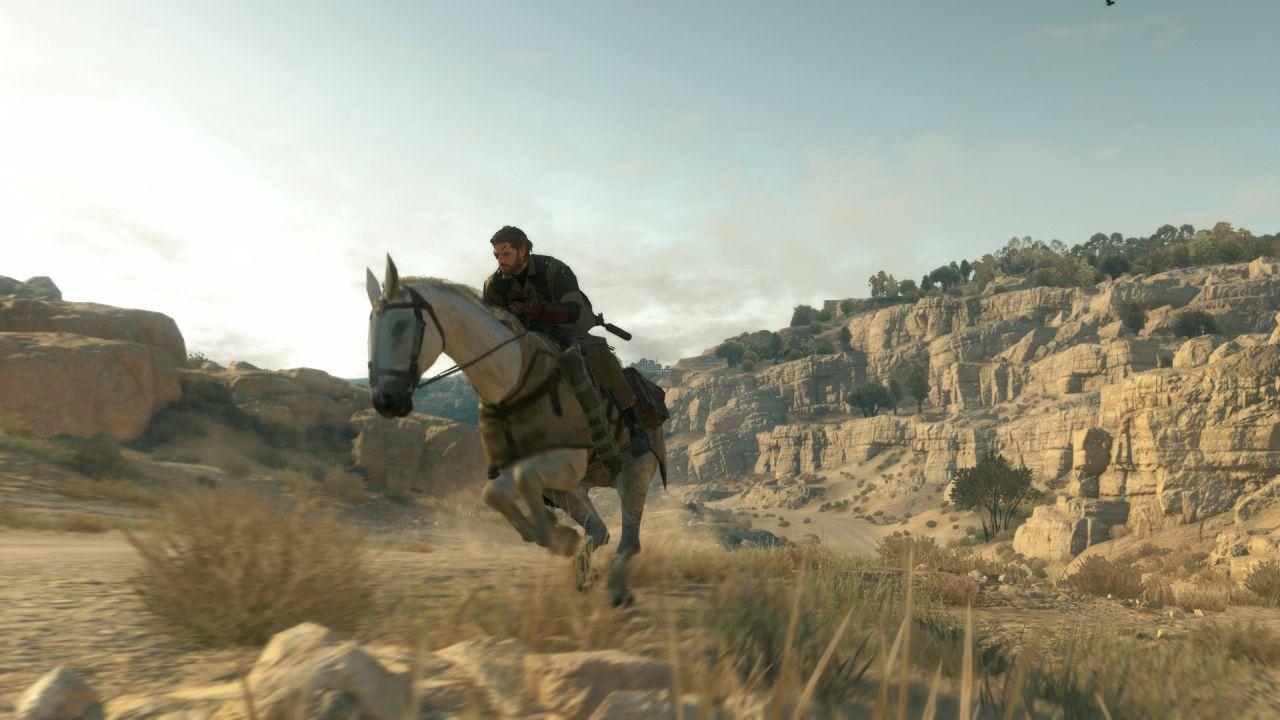 Metal Gear Solid 5 The Phantom Pain sarà presente all'E3 con un trailer montato da Hideo Kojima