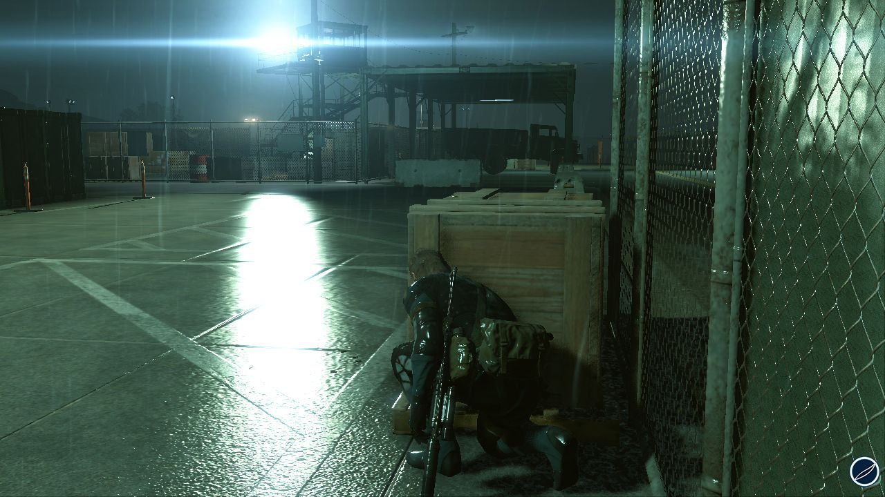 Metal Gear Solid 5 The Phantom Pain: svelato un elmetto molto particolare