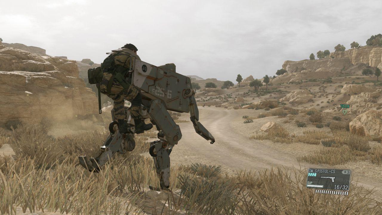 Metal Gear Solid 5 The Phantom Pain: tantissimi screenshot dall'E3