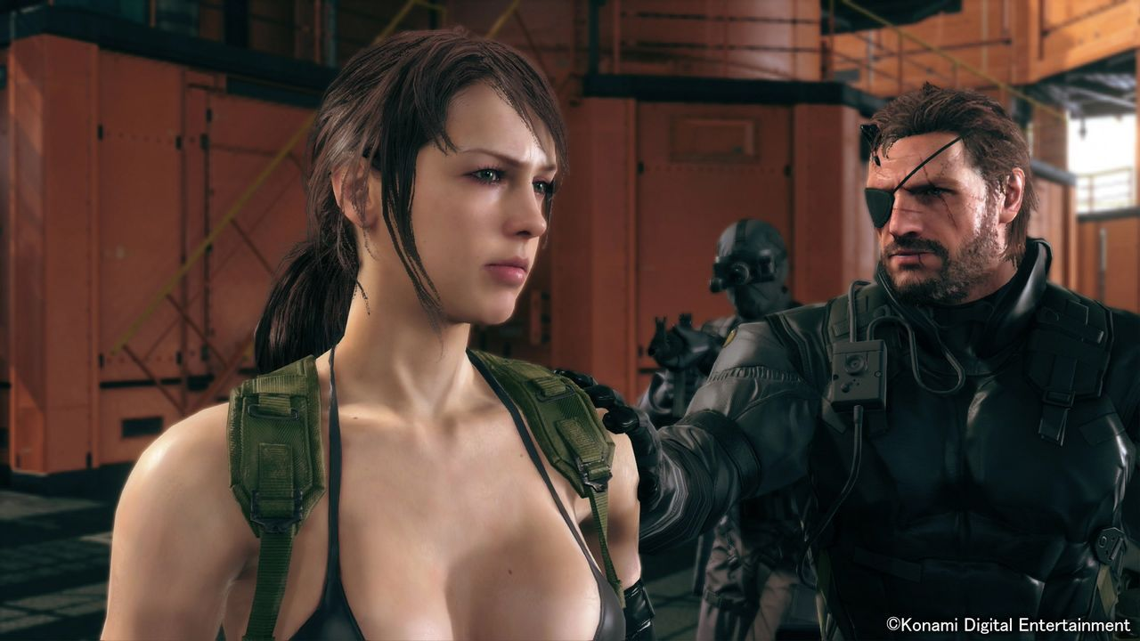Metal Gear Solid 5 The Phantom Pain: Troy Baker parla del gioco