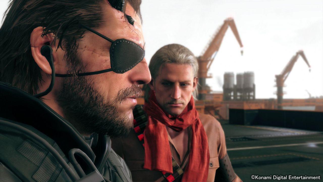 Metal Gear Solid 5 The Phantom Pain: Troy Baker parla del suo personaggio