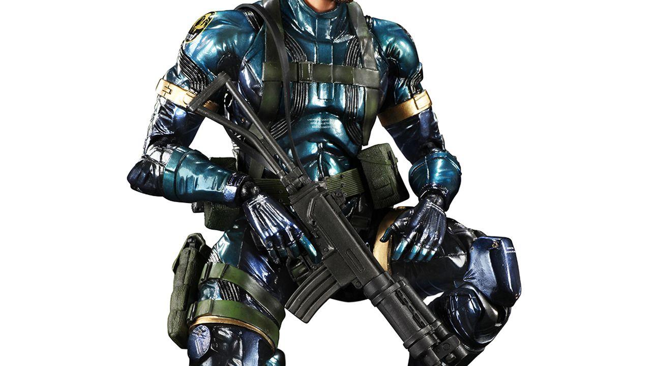 Metal Gear Solid 5 The Phantom Pain uscirà nel 2015