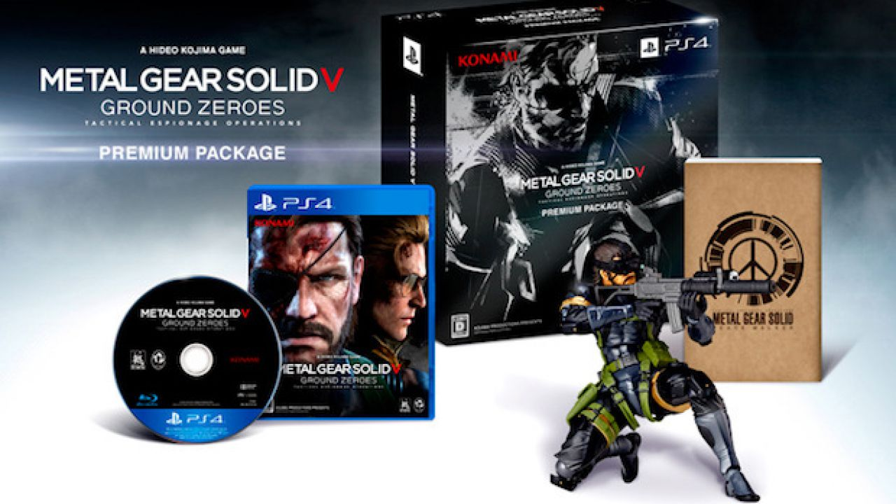 Metal Gear Solid 5: The Phantom Pain, video gameplay della versione PlayStation 4