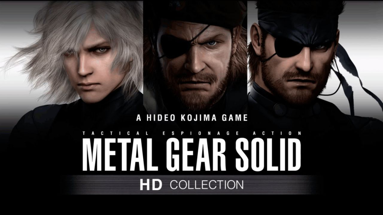 Metal Gear Solid HD Collection: Armature smentisce il porting per PS4