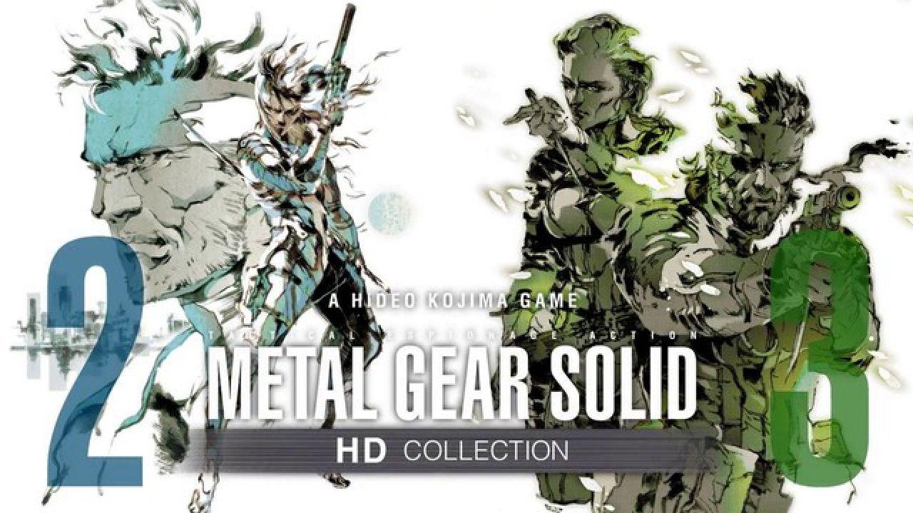 Metal Gear Solid HD Collection: i titoli presto disponibili come download separati su PSN e Xbox Live