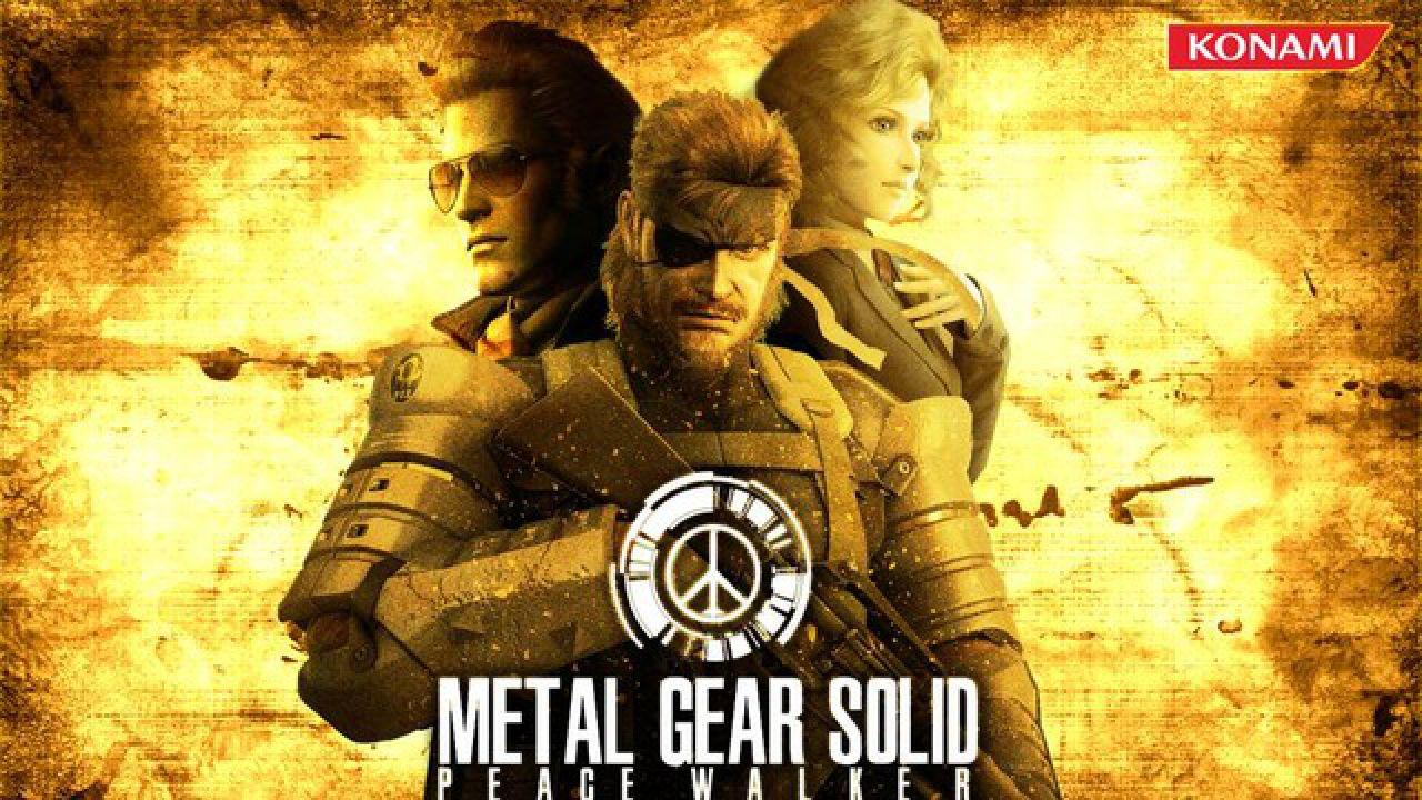 Metal Gear Solid HD Collection: una petizione per la versione PC