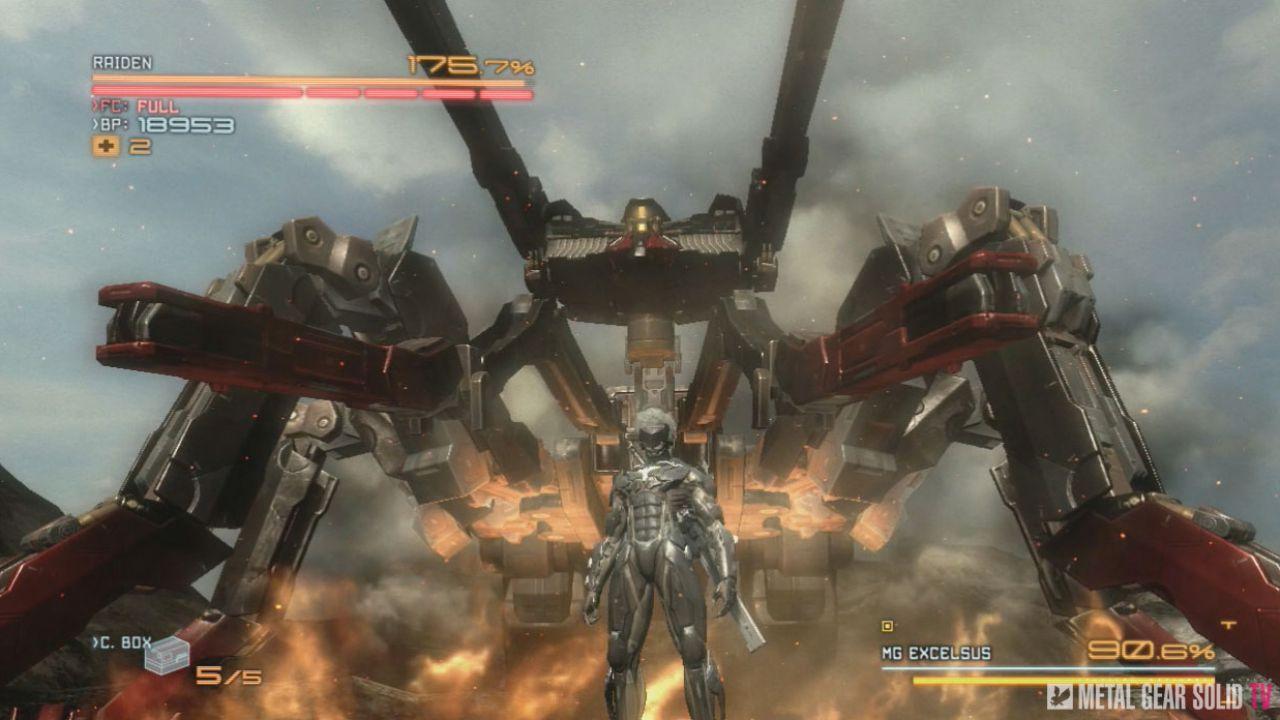 Metal Gear Solid: Rising su Wii U è legato alla richiesta