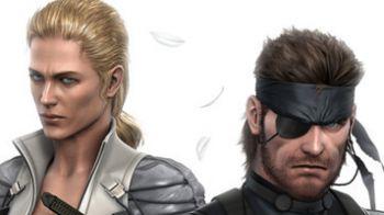 Metal Gear Solid Snake Eater 3D: immagini del Nintendo 3DS in edizione limitata