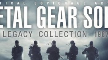 Metal Gear Solid: The Legacy Collection - il trailer giapponese