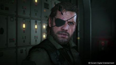 Metal Gear Solid 5 The Phantom Pain: la versione su disco per PC include solo l'installer di Steam