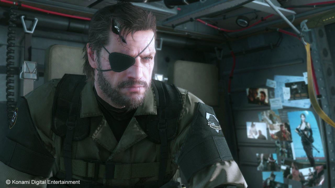 Metal Gear Solid V The Phantom Pain a 1080p su PS4 e 900p su Xbox One