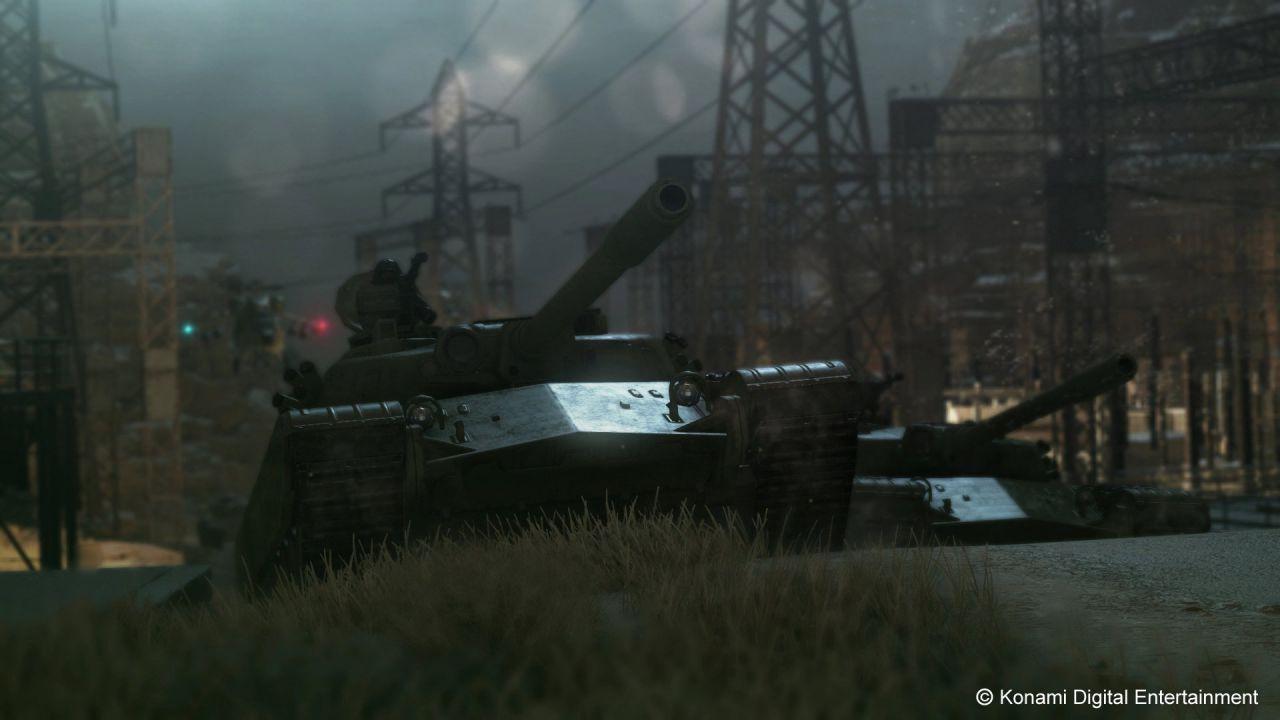 Metal Gear Solid V The Phantom Pain è un gioco di Hideo Kojima per un negozio australiano