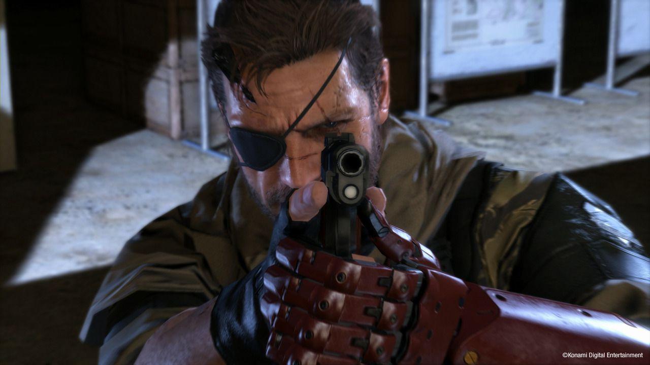 Metal Gear Solid V The Phantom Pain: Hideo Kojima può essere reclutato nella Mother Base
