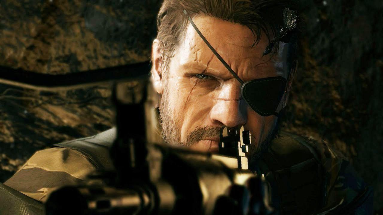 Metal Gear Solid V The Phantom Pain in preload su PlayStation Store