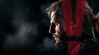Metal Gear Solid V The Phantom Pain in versione serie TV anni '80