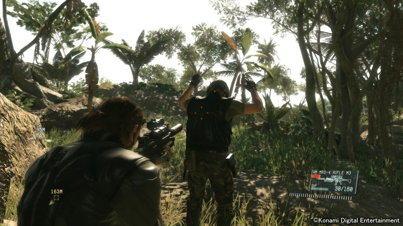 Metal Gear Solid V: The Phantom Pain, Kojima pubblica nuove immagini su Twitter