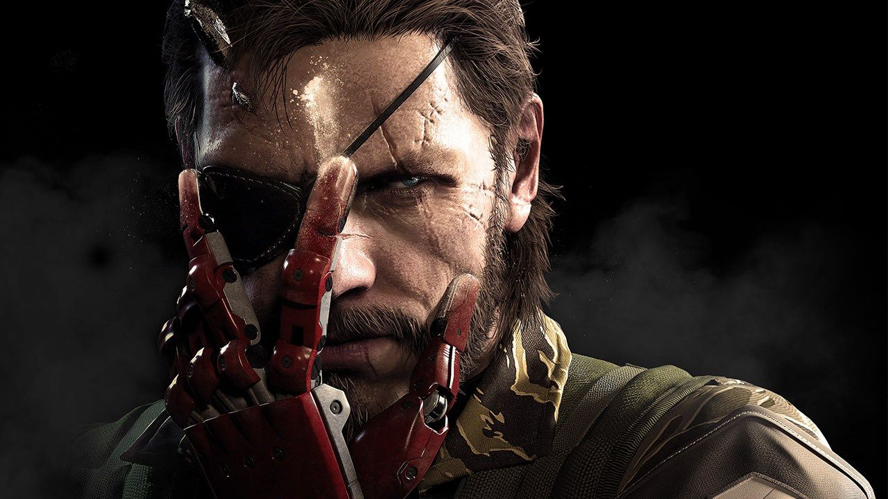 Metal Gear Solid V The Phantom Pain: Konami si congratula con Kojima