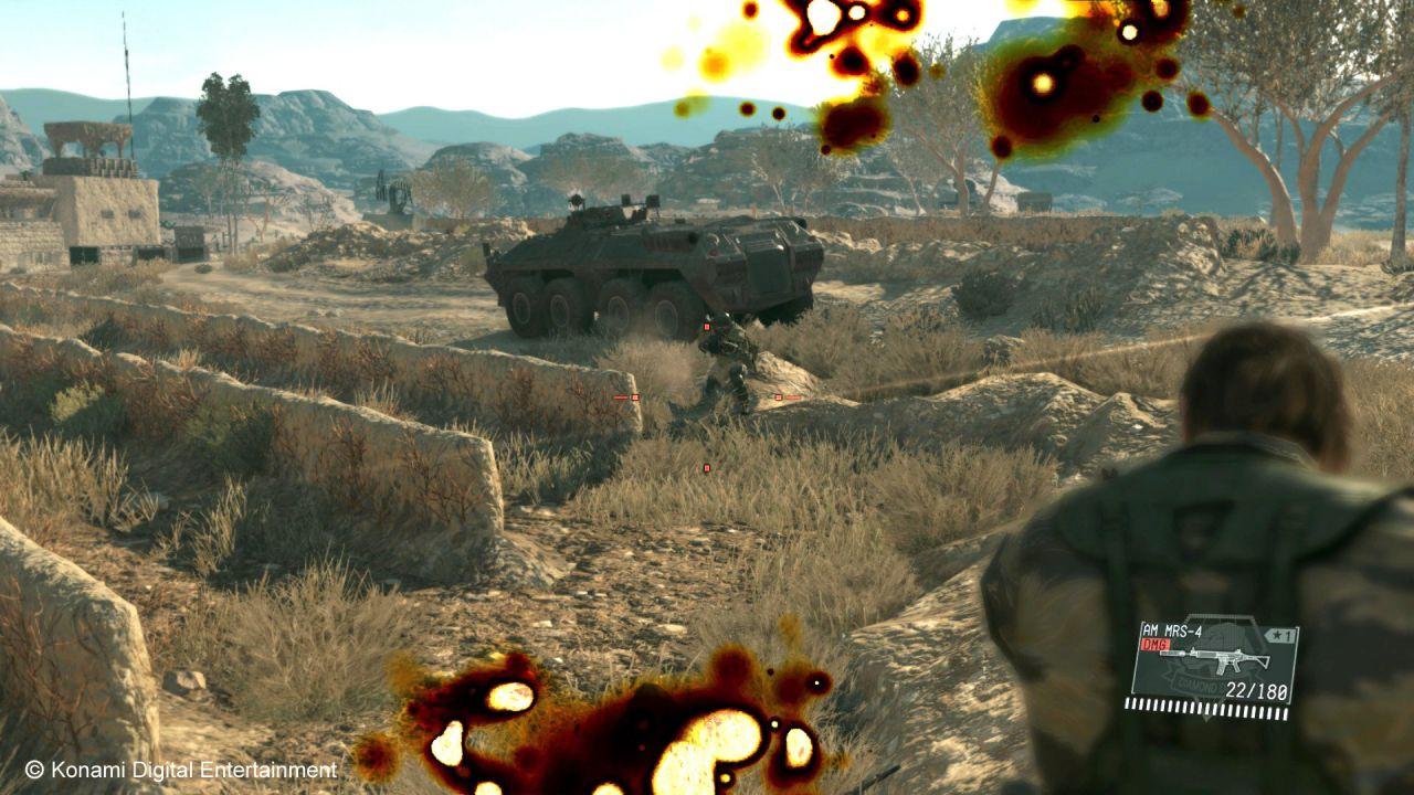Metal Gear Solid V The Phantom Pain: i server sono di nuovo attivi