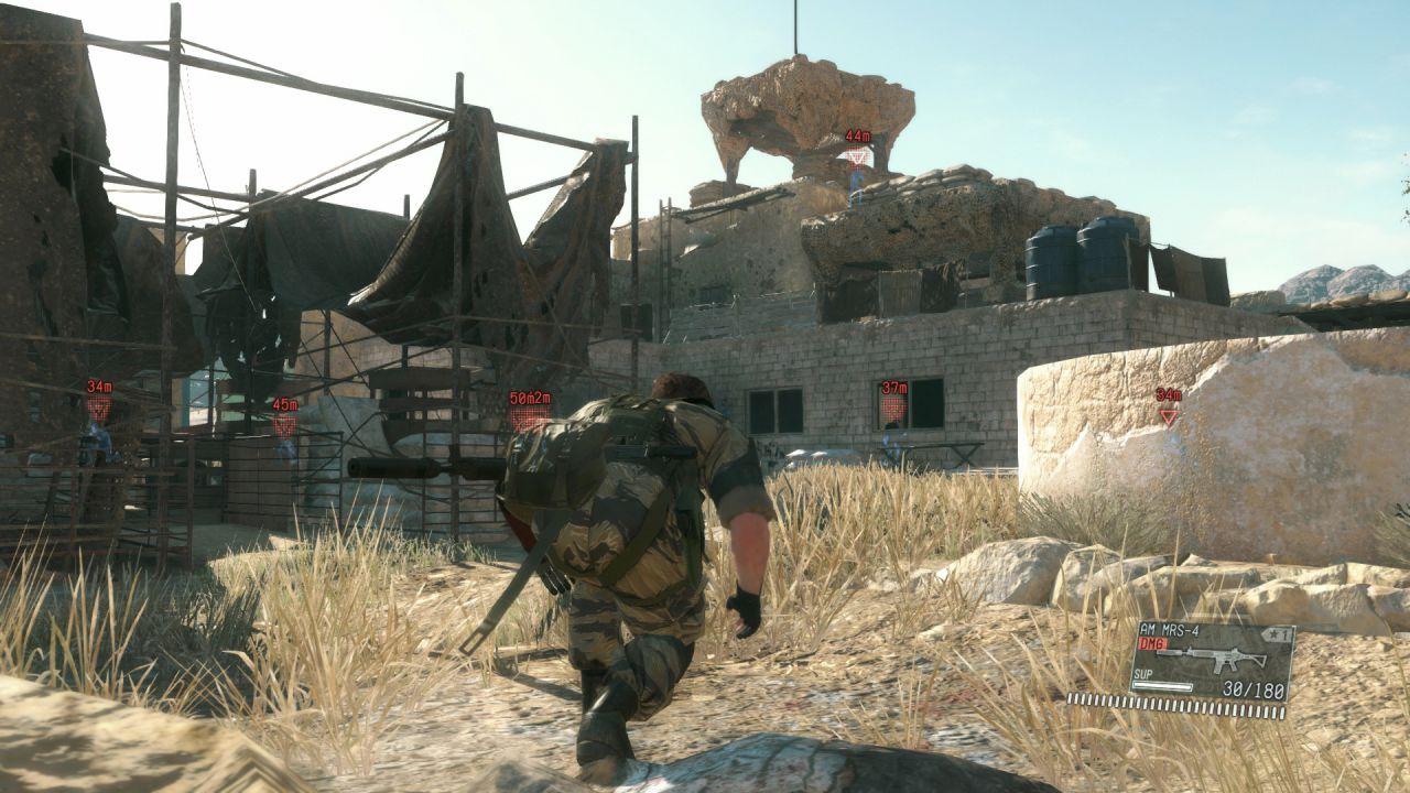 Metal Gear Solid V The Phantom Pain: un simpatico video dedicato al dispositivo Fulton