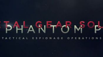 Metal Gear Solid V: The Phantom Pain - Video Intervista a Hideo Kojima