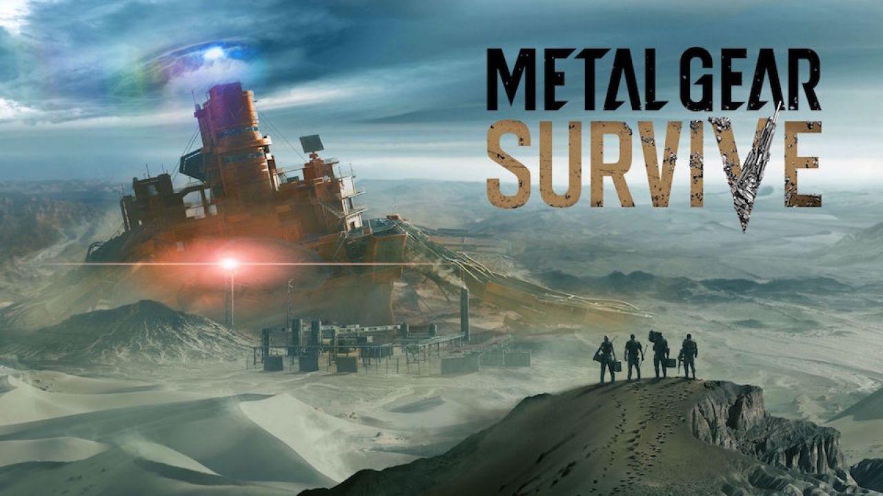 Metal Gear Survive: Arrivano nuove informazioni