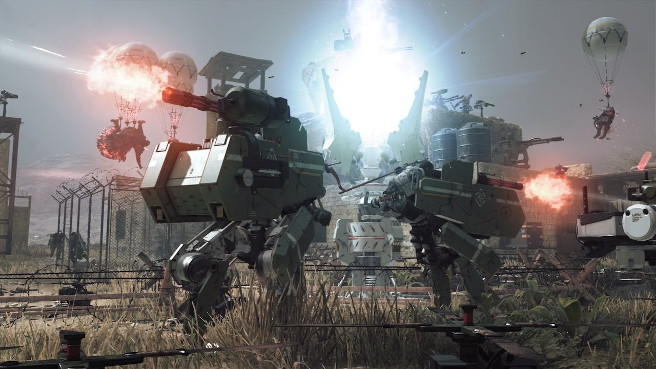 Metal Gear Survive rinviato ufficialmente ai primi mesi del 2018