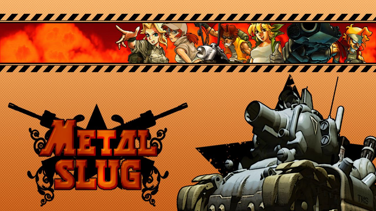 Metal Slug Anthology arriva su PS4 la prossima settimana