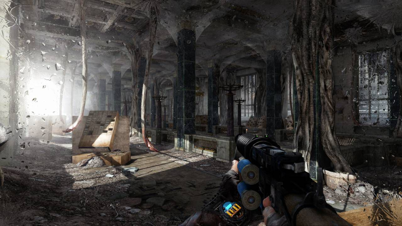 Metro Redux disponibile su Linux e Steam OS