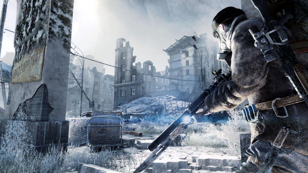 Metro Redux in offerta su Steam nel fine settimana