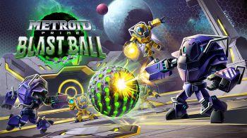 Metroid Prime Blast Ball gratis per tutti su Nintendo 3DS