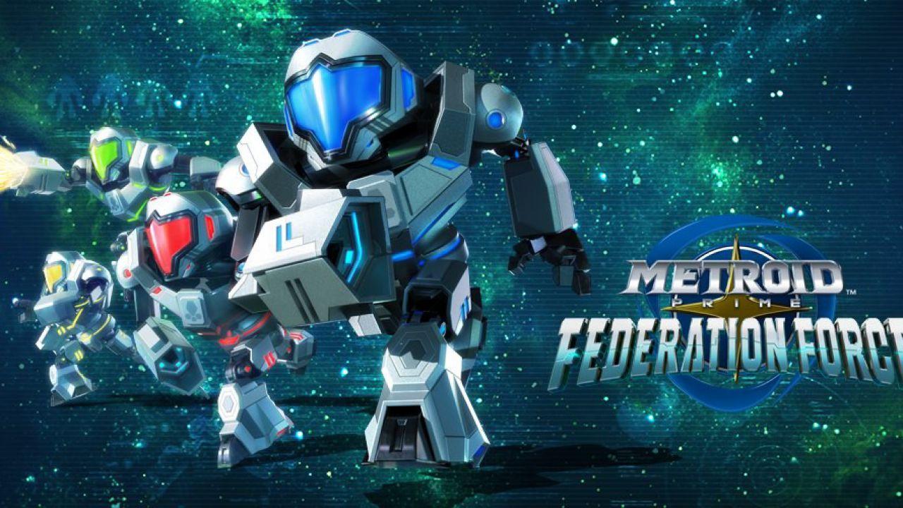 Metroid Prime Federation Force: aperto il sito ufficiale
