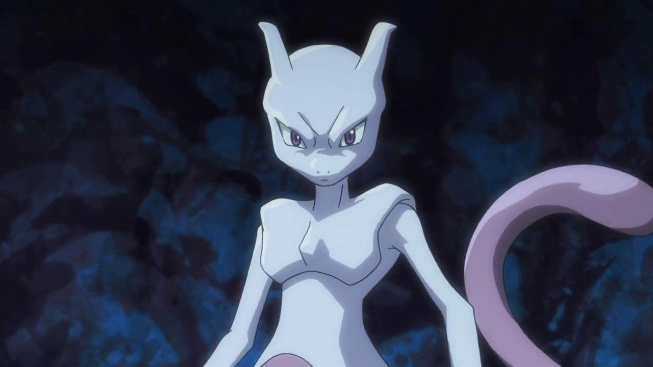 pokemon mewtwo returns episode 1