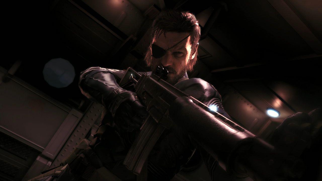 MGS 5 The Phantom Pain: il nome di Hideo Kojima è presente nella cover dell'edizione digitale PS4