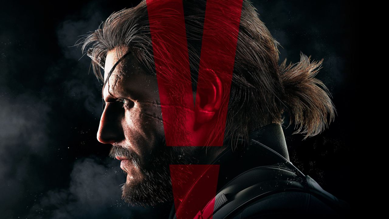 MGS V The Phantom Pain giocabile allo stand Everyeye.it a Lucca Comics & Games 2015