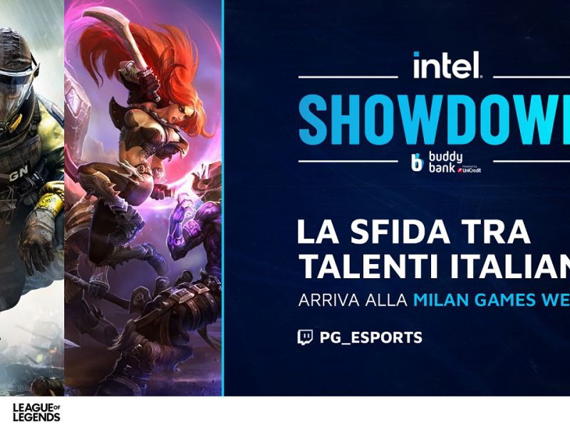 MGW-X: the best of Italian export competes in the Intel Showdown powered by Buddybank