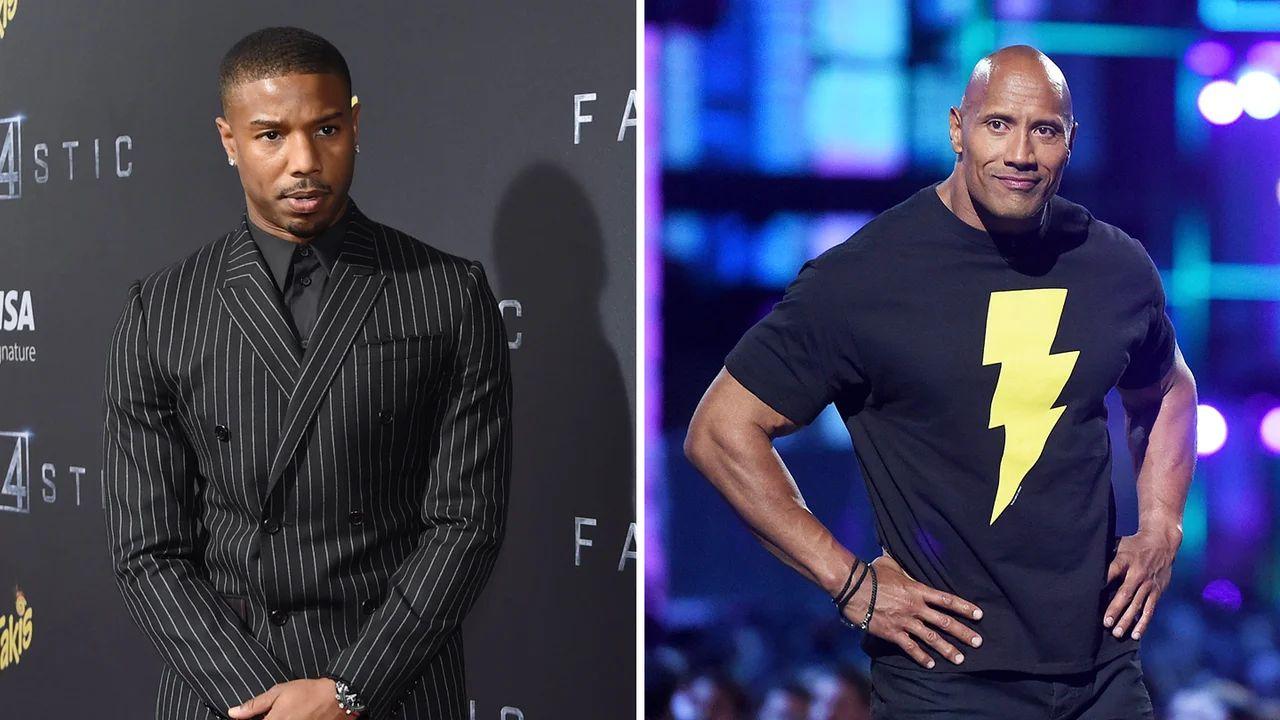 Michael B. Jordan è il più sexy del mondo, ma The Rock non ci sta: 'Non ammetto sconfitta'