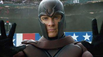 Michael Fassbender  è imbarazzato per una specifica scena di X-Men