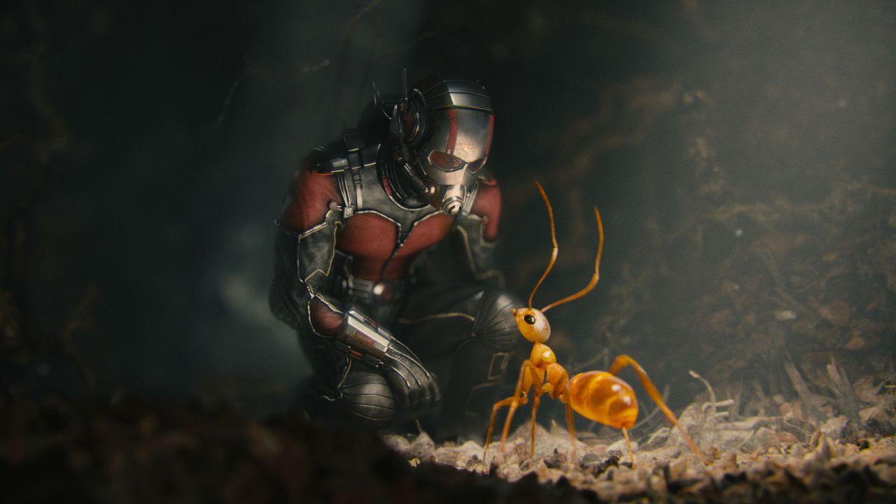 Michael Pena conferma che la Marvel ha già i piani per un Ant-Man 3