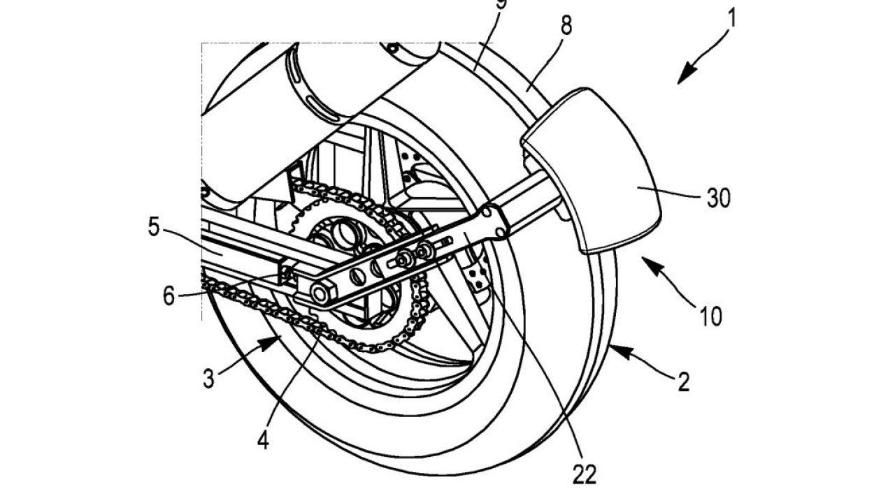 Michelin prepara un piccolo motore elettrico per spostare le moto