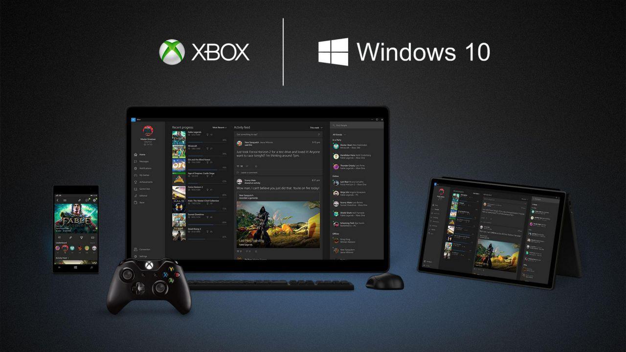 Microsoft ha altri assi nella manica per Xbox e Windows 10
