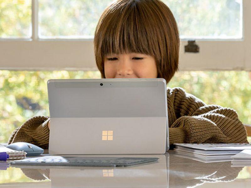 Microsoft annuncia anche il Surface Go 2: schermo più grande e più potenza