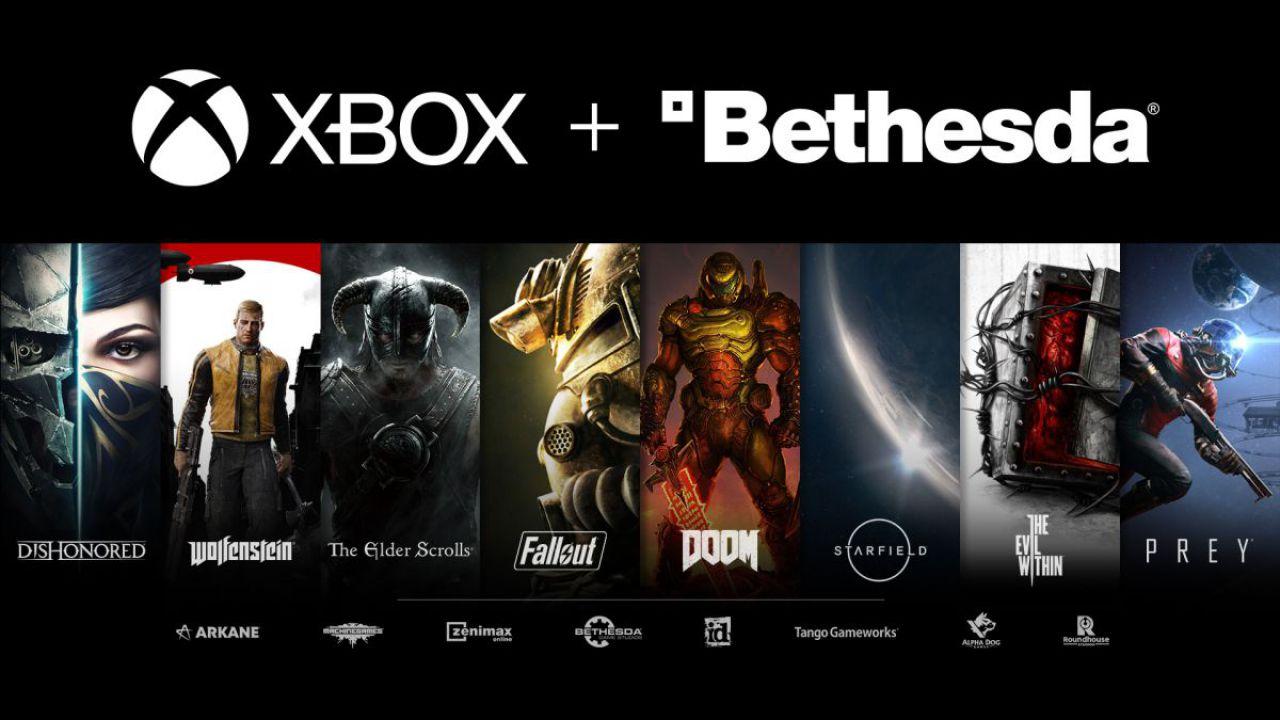 Microsoft compra Bethesda: poche concessioni a PS5 sul fronte delle esclusive?