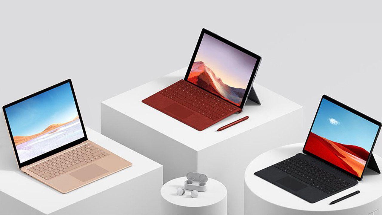 Microsoft Cyber Monday: fino a 500 Euro di sconto sui Surface