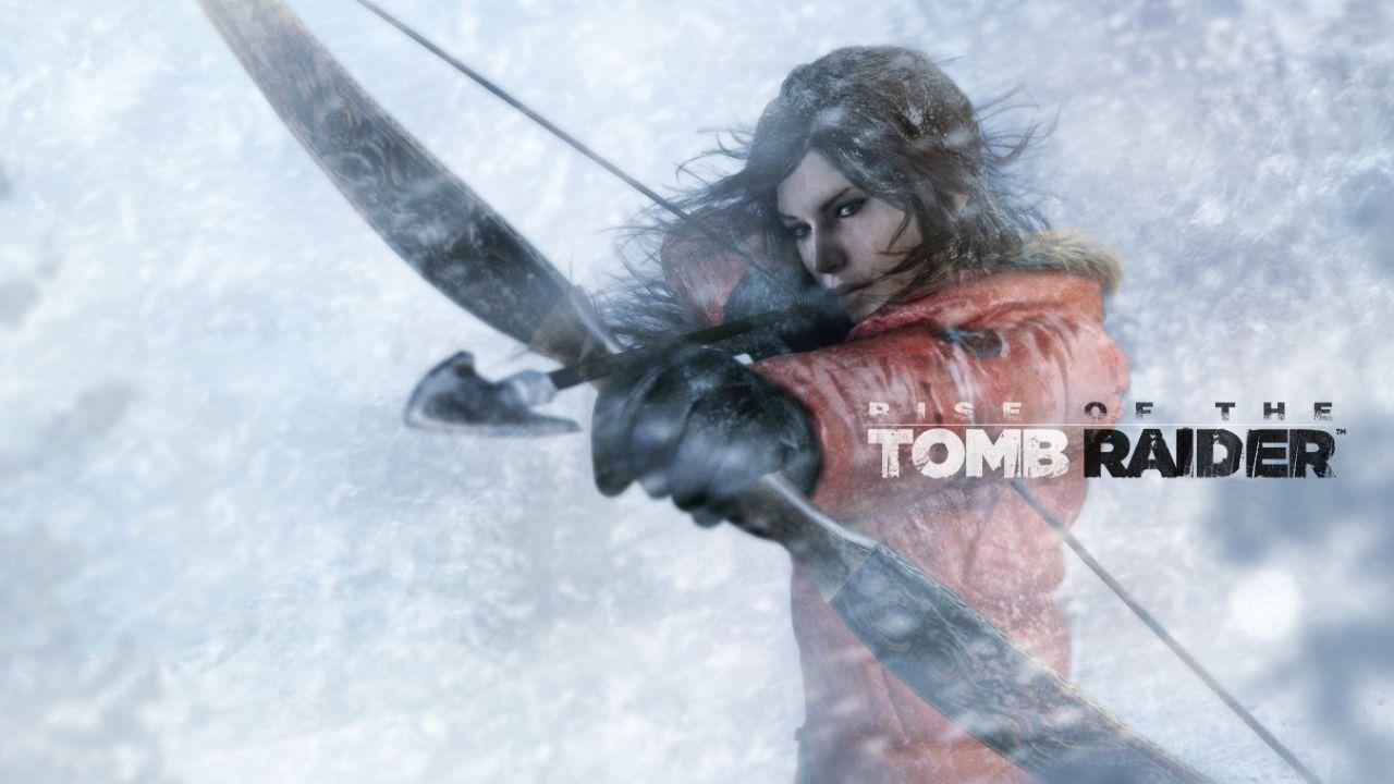 Microsoft è 'davvero soddisfatta' di Rise of the Tomb Raider